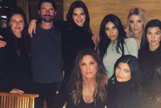 Kardashian Jenner Family, Instagram