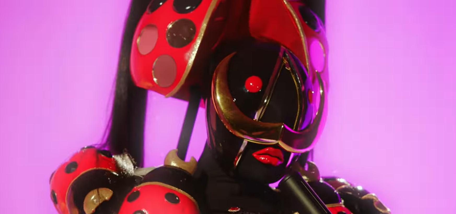 The Masked Singer, Ladybug, Youtube