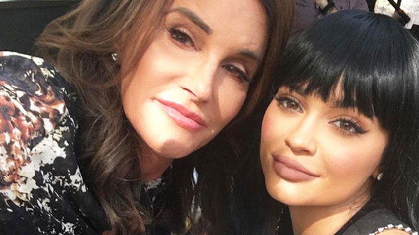 Caitlyn Jenner Kylie Jenner