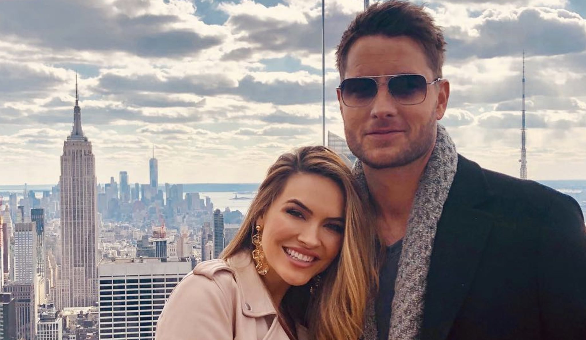 Chrishell Hartley, Justin Hartley, This Is Us-https://www.instagram.com/p/BvPa4SonYh6/