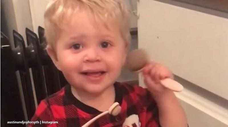 Counting On Joy anna Forsyth little boy Gideon