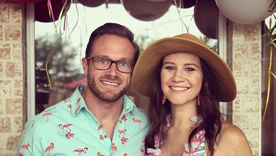 Danielle and Adam Busby Outdaughtered Instagram