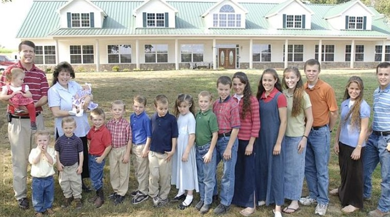 Duggar Family home Tontitown Arkansas raided