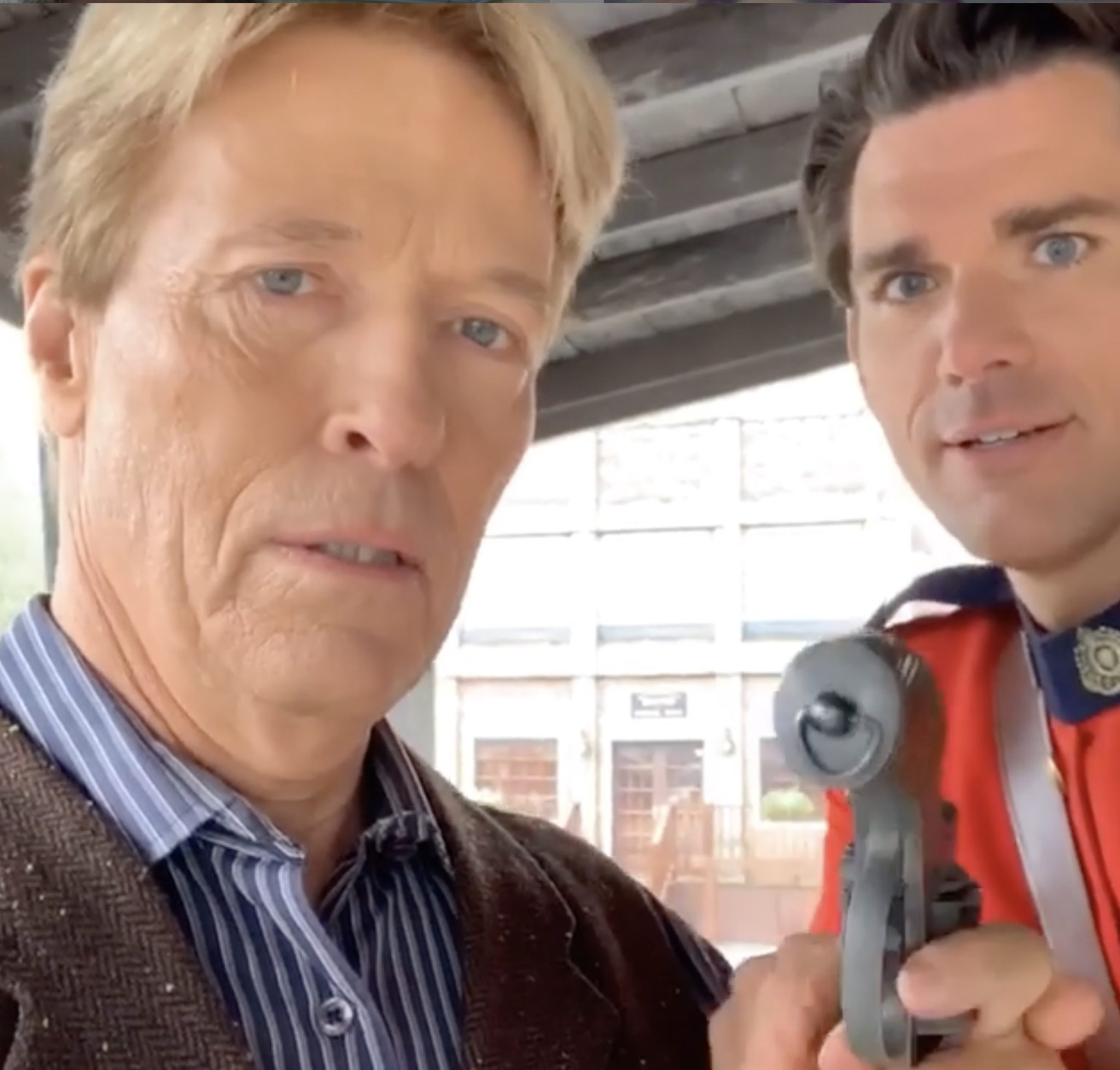 Jack Wagner, Bill Avery, Kevin McGarry, Nathan Grant, WCTH-https://www.instagram.com/p/B2hW7VoJWRh/
