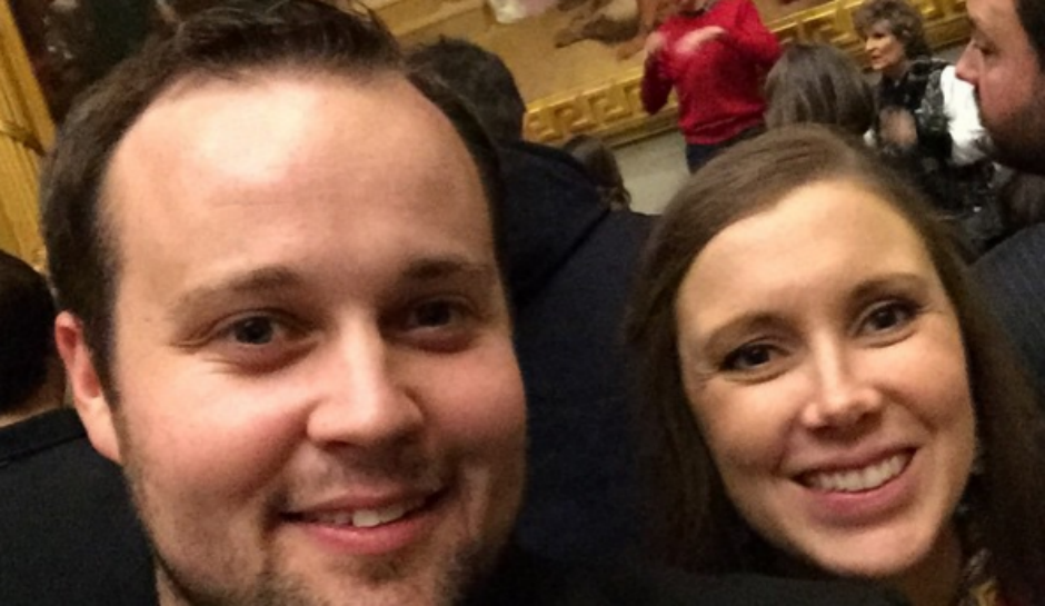 Josh and Anna Duggar Instagram