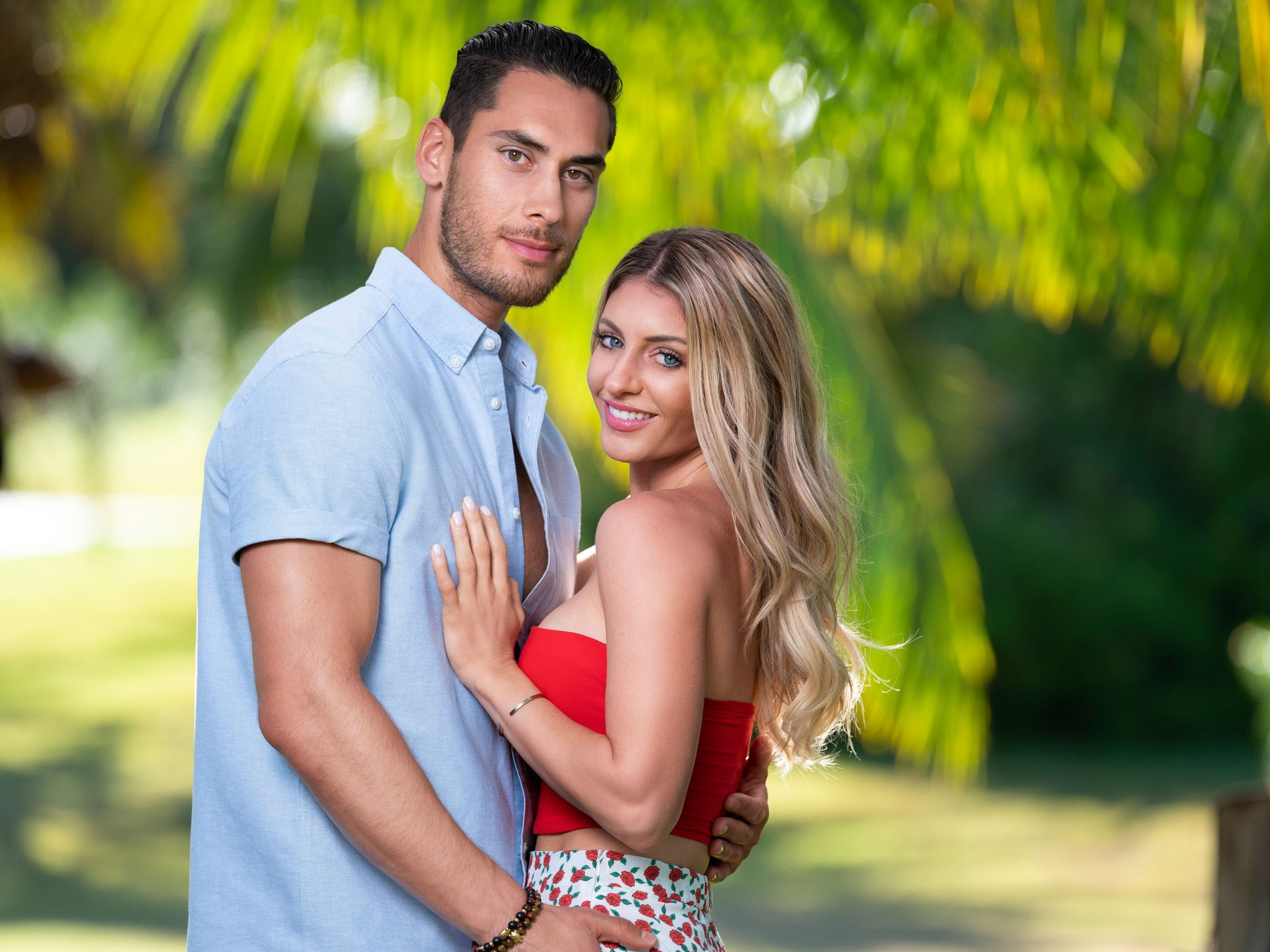 Kate and David Temptation Island