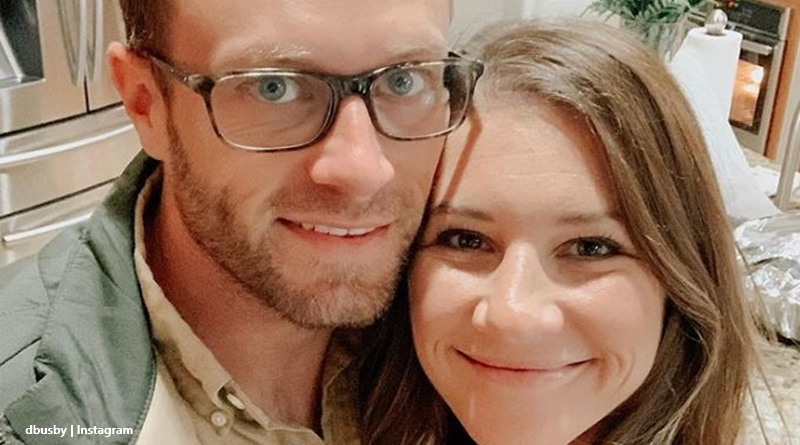 Outdaughtered Danielle Busby Adam Busby