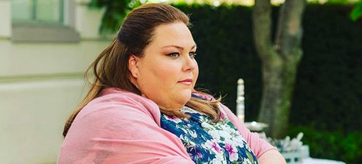 Chrissy Metz on 'This Is Us' Instagram