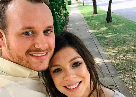 Counting On Josiah and Lauren Duggar Instagram