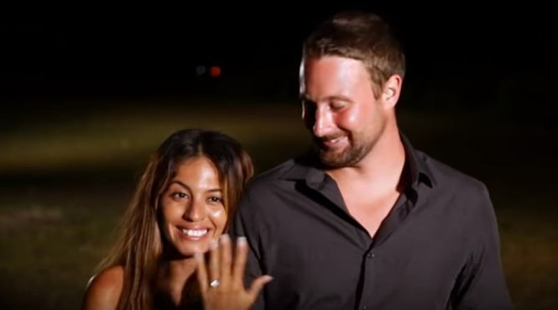 90 day fiance Corey rathgeber Evelin Villegas