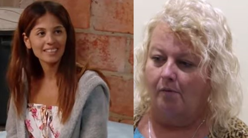 90 day fiance laura and Evelin feud