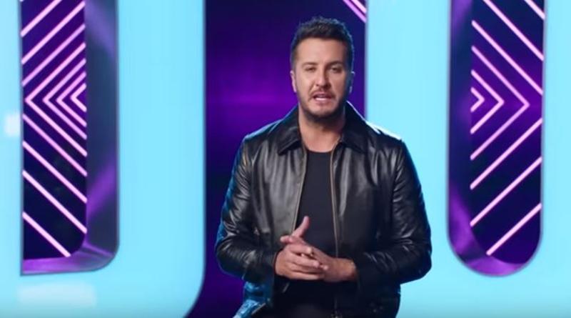 American Idol Luke Bryan