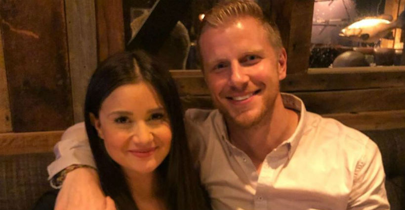 'Bachelor' Couple Sean Lowe and Catherine Giudici via Instagram