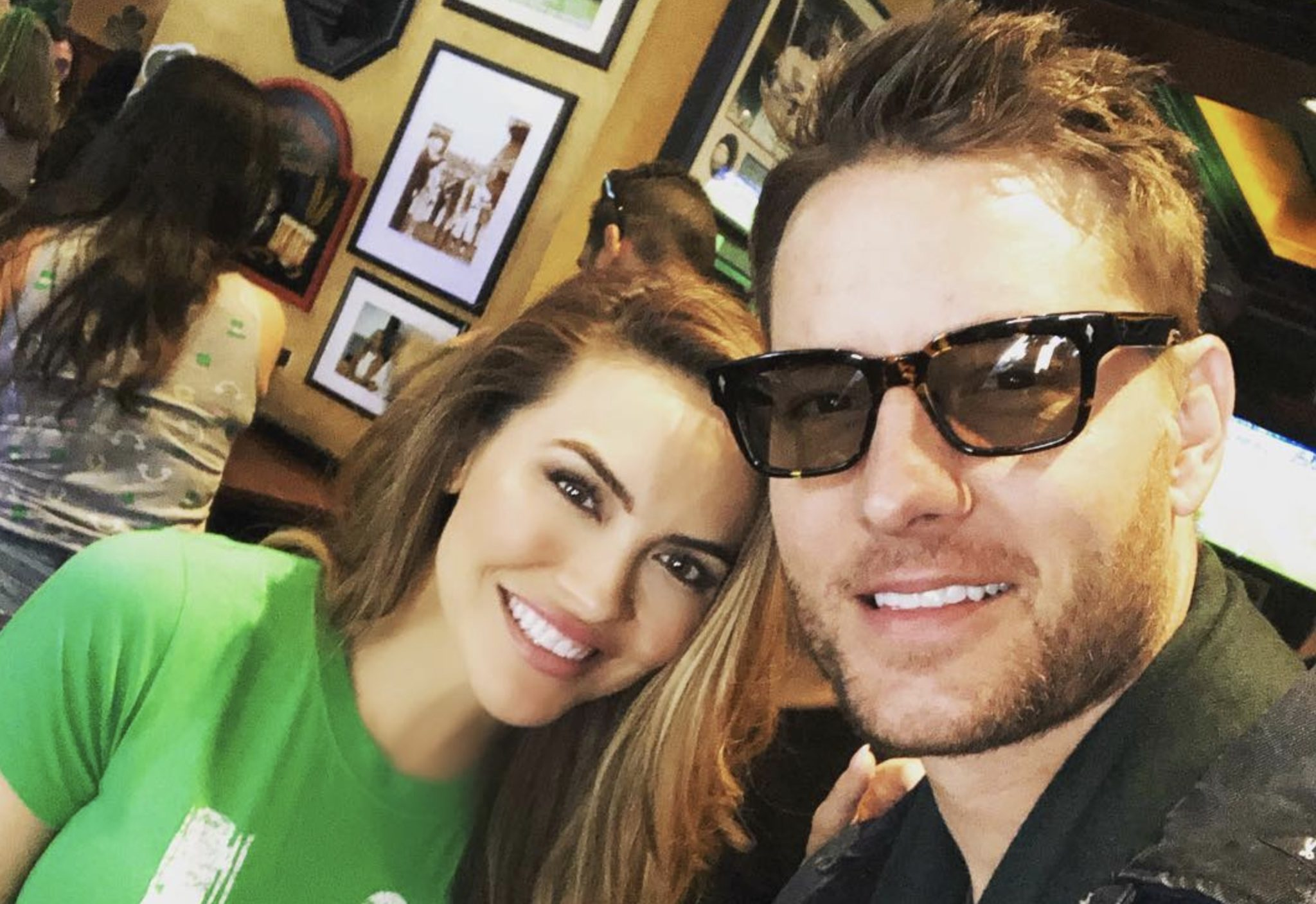 Chrishell Stause Hartley, Justin Hartley, This Is Us-https://www.instagram.com/p/BvHqk5eHof7/