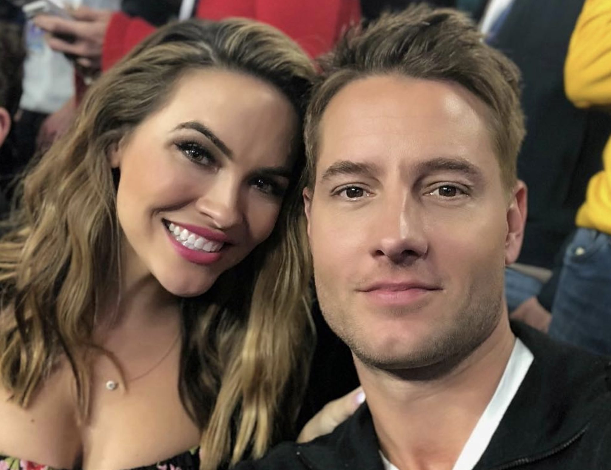 Chrishell Stause, Justin Hartley, This Is Us-https://www.instagram.com/p/Bey8u8gh5tR/