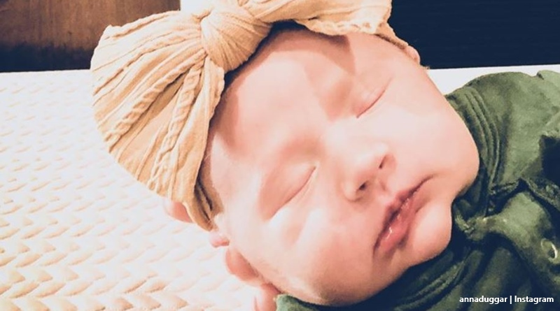 Counting On baby maryella hope duggar
