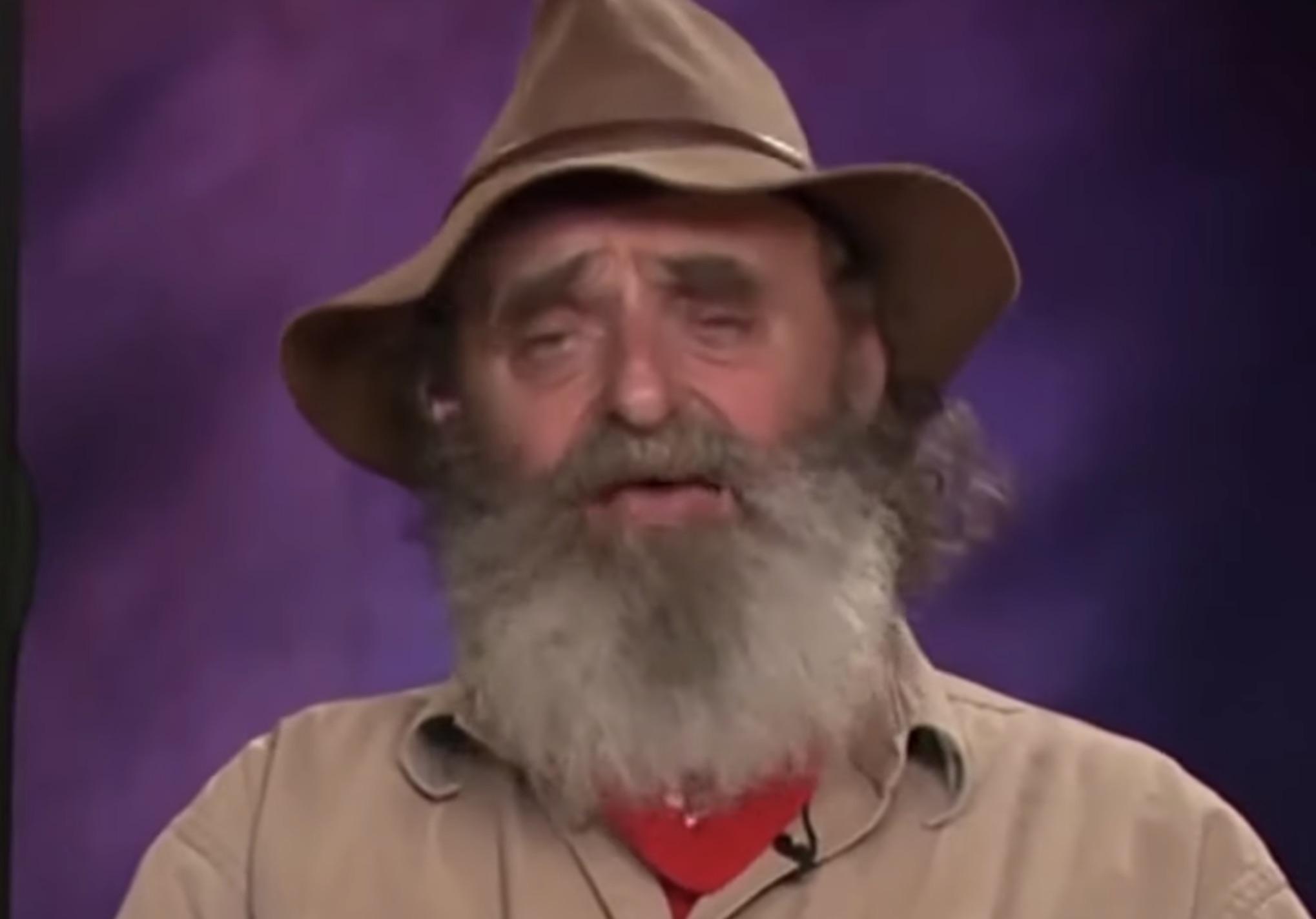 John Trapper Tice, Mountain Monsters-https://www.youtube.com/watch?v=oFzDdQ_LAhc&fbclid=IwAR2bks5z0JVJ4D3m4IOERmVUsfdypfZyaC6cvOVSVOJyCmHDJgxZdyDD7GM
