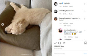 KUWTK Kourtney Kardashian Instagram Screenshot 1