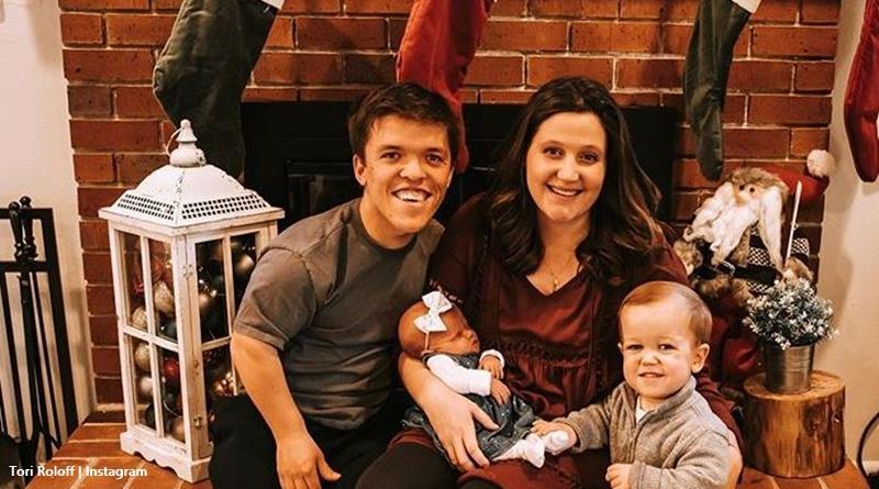 LPBW Tori Roloff Zach and the kids