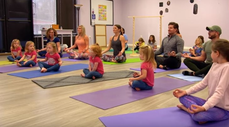 OutDaughtered Uncle Dale at Yoga