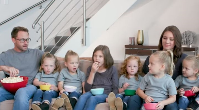 OutDaughtered quints blayke adam danielle busby