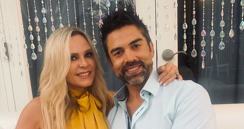 RHOC Tamra and Eddie Judge Instagram