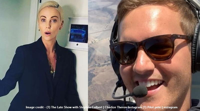 The Bachelor Charlize Theron Pilot pete
