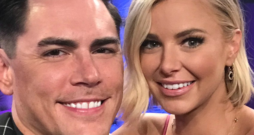 VPR Ariana Madix and Tom Sandoval Instagram