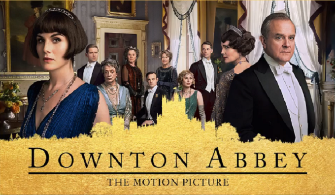downton abbey motion picture movie