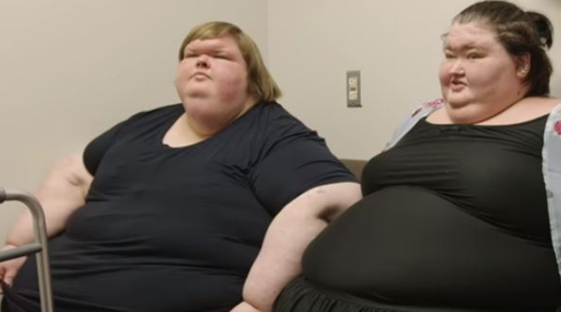 1000-Lb Sisters Amy and Tammy