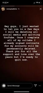 Unexpected McKayla Instagram