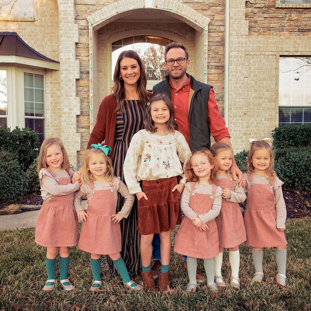 OutDaughtered Busby Instagram