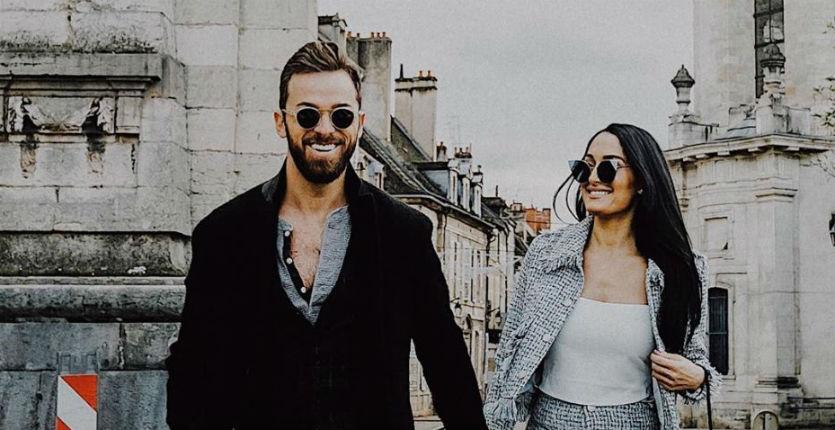Artem Chigvintsev and Nikki Bella via Instagram