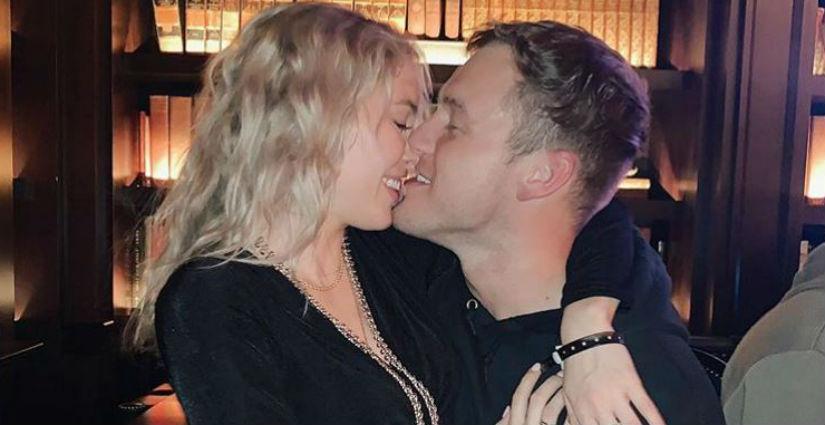 'Bachelor' Colton Underwood and Cassie Randolph Via Instagram