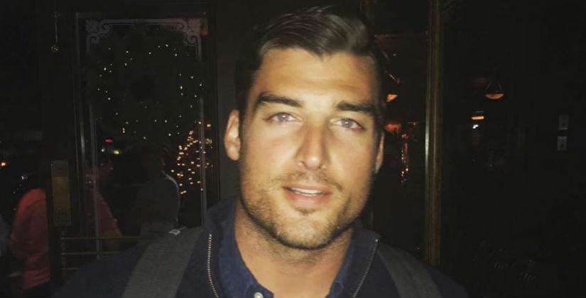 'Bachelorette' contestant Tyler Gwozdz via Instagram