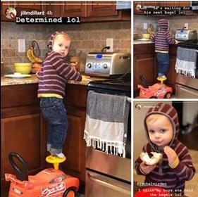 Jill Dillard Instagram