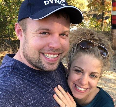 John and Abbie Duggar Instagram