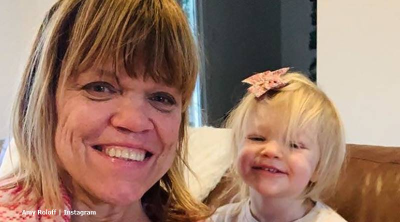 LPBW Amy Roloff and Ember