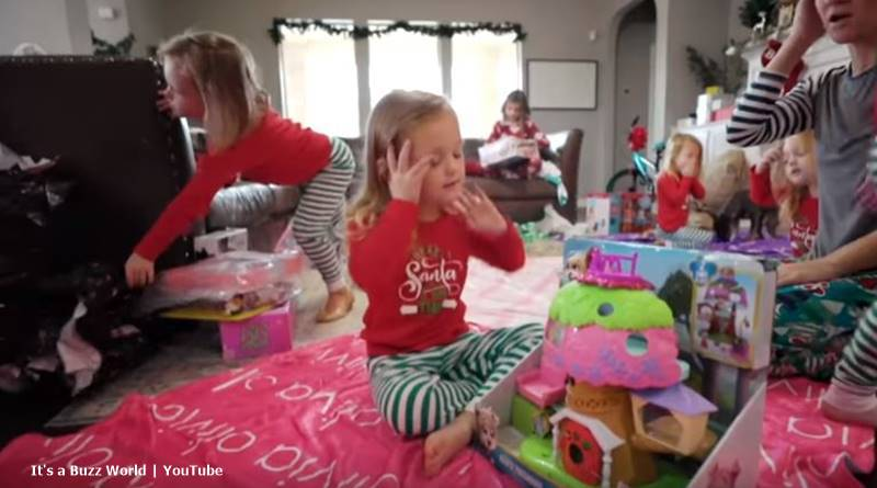 OutDaughtered Busby Christmas traditions