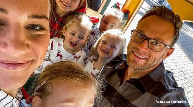 OutDaughtered adam busby and the family