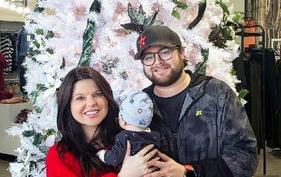 Amy King (Duggar family) Instagram
