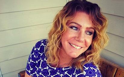 Sister Wives star Meri Brown Instagram