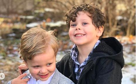 Ben Seewald Instagram of Duggar family