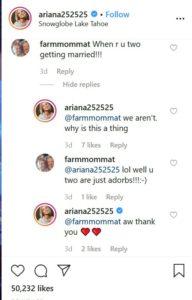 VPR Ariana Madix Instagram Screenshot