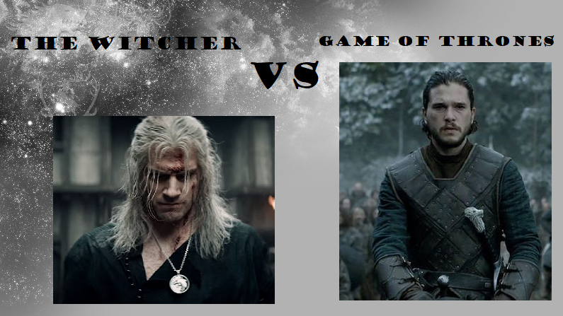 game of thrones vs the witcher