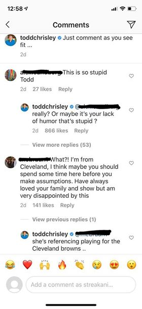 Todd Chrisley Instagram