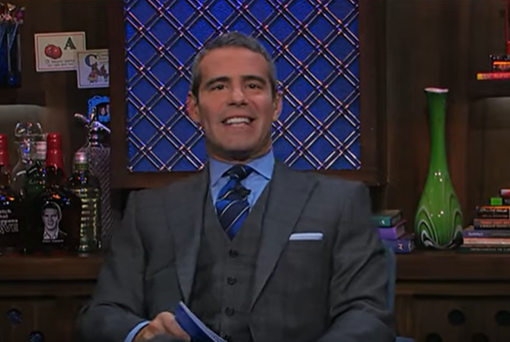 Andy Cohen, YouTube