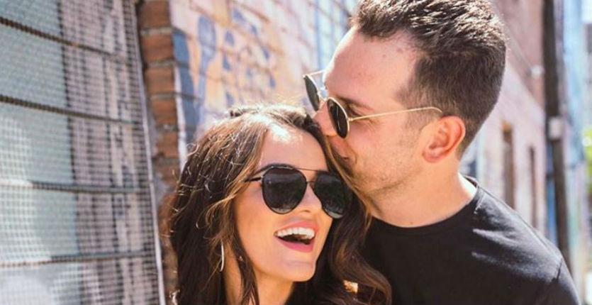 'BIP' Couple Raven Gates and Adam Gottschalk via Instagram