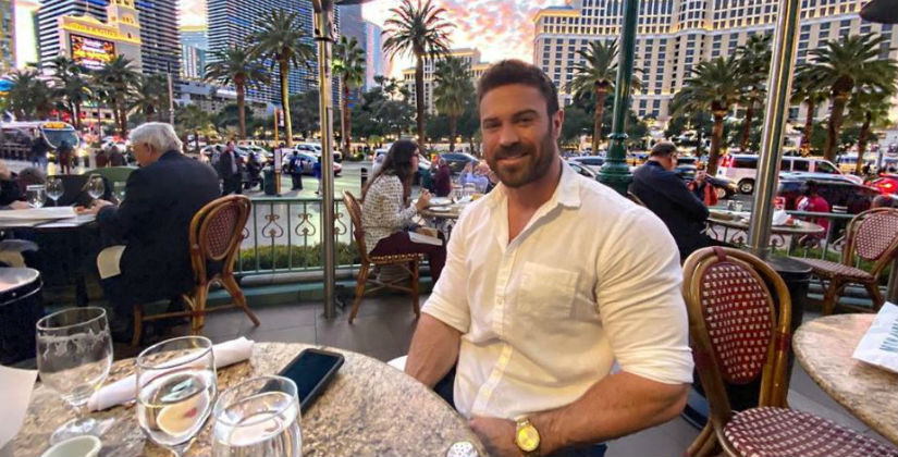 'Bachelor' Alum Chad Johnson via Instagram