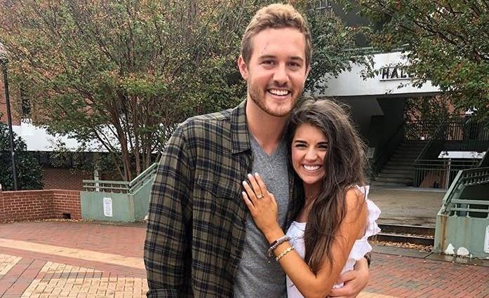 'Bachelor' Peter Weber and Madison Prewett via Instagram
